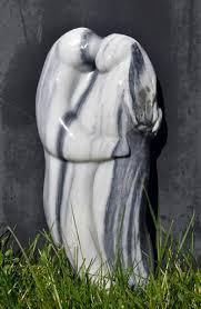 couple tendresse ( talc ) Marie Rivière